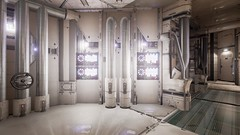 Walls of the ship (Gothicpolar) Tags: turing test space ship scifi game pc screenshot scene pretty