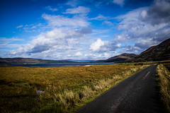 L1000391 (Bruno Meyer Photography) Tags: isleofmull scotland visitscotland roadtrip road loch landscape skyline sky clouds friends photography travel travelphotography leica leicaimages leicacamera leicam240 35mm summarit blue scenic nature peace