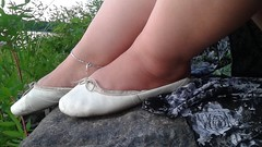 Gigi (3945) (Duke of Slippers) Tags: ballet slippers shoes flats pumps sandals socks footies fetish toes legs boobs fétiche pantoufles chaussures soulier ballerines pantoffelfetisch ballettschuhe gymnastischepantoffeln gymnastischeschuhe fusfetisch φετίχ μπαλέτο παντούφλεσ παπούτσια πόδια πόδι σανδάλια papucs balettpapucsok balettcipők cipőfétis pantofole scarpette feticcio ballerina piedi gambe sandali scarpe taccoalto scarpeaperte balletttøfler ballettsko kapciebaletowe baletkifetysz fetichechinelos sapatilhasdebalé sandálias papucidebalet pantofifetiş фетишобувь балетныетапочки zapatillas fetiche bailarinas baletttofflor balettskorfetisch sliperi bale nature animals scenery mountains sky clouds water trees lakes parks rivers ocean
