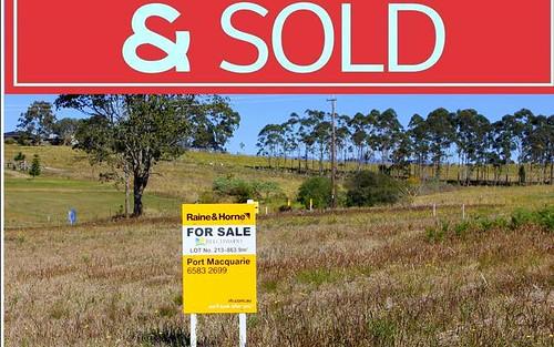 Lot 213 Beechwood Road, Beechwood NSW 2446