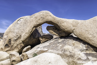 The Arch, Joshua Tree National Park, CA  (Explored 4/15/17)
