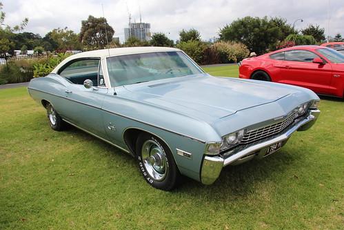 1968 Chevrolet Impala 2 door Hardtop