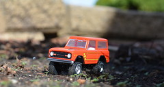 1977 Ford Bronco (FOXHOUNDS_FINEST) Tags: fordbronco ford bronco 164 1977 nikon jeep diecast greenlight realism realistic outdoor offroad