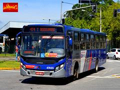 CS Brasil 47455 (busManíaCo) Tags: cs brasil jsl carro 47455 caio apache vip iv mercedesbenz of1721 bluetec 5 busmaníaco nikond3100 ônibus buses
