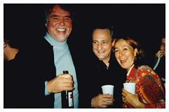 Gibb Todd, Davie Henderson, Joella Foulds