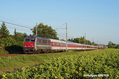 BB26160 sur TAC Narbonne Hambourg vers St Maurice l'Exil (philippedreyer1) Tags: