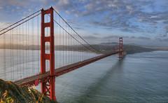 Golden Gate Bridge (Keeneeyes Photography) Tags: goldengatebridge sanfrancisco landscape bridges