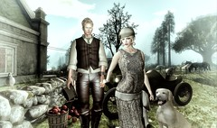 a country life is good (Luca Arturo Ferrarin) Tags: secondlife beautiful love couple spring country shine netherwood