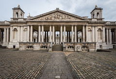 London - Greenwich - Classical (Andrew Hounslea) Tags: 1635 1635vr afsnikkor1635mmf4gedvr architecture building buildings d750 england g greater greaterlondon greenwich kingdom london nikkor nikon united unitedkingdom vr