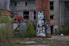 Telefunken company (4eye) Tags: 4eye polska poland warsaw warszawa mural streetart pragainwarsaw owsiana krajowezakładytelefunken