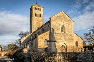 Eglise de Chapaize Saône et Loire