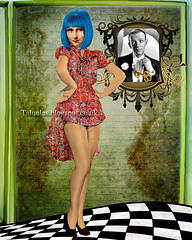 LET'S DANCE (Taluula2two) Tags: finecrafteddesigns digitalmania monalisa dancing