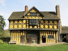 Gate House, Stokesay Castle (ireniclife) Tags: stokesay castle english heritage history uk shropshire
