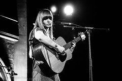 IMG_6233 (redrospective) Tags: 2017 20170302 courtneymarieandrews london march2017 unionchapel blue concert concertphotography electroacousticguitar gig guitar guitarist instruments live microphone musicphotography musicians people singer singing spotlights woman
