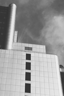 Built Structure Day Building Exterior Outdoors Architecture No People Sky Lessismore Architecture Stock Minimalism Light And Shadow Ho Chi Minh City Sai Gon City Low Angle View Vietnamese Asian  Travels BLCK&WHT Blackandwhite