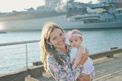 Egor & Anya San Diego (VeronikaK.) Tags: ocean mother mommy baby children happy love