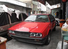 Maserati Biturbo (rvandermaar) Tags: maserati biturbo maseratibiturbo taiwan