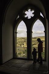 Mira mama... (ancoay) Tags: castella alcazar castell segovia castle 7dwf canon600d ancoay window ventana finestra crazytuesdaytheme crazywindows