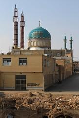 Shrine Of Hasan Ibn Musa Ibn Ibn Jafar (Wild Chroma) Tags: mosque kashan iran shrine hasan ibn musa jafar