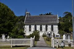 Christ Church Anglican Church, Russell, New Zealand (Snuffy) Tags: northisland newzealand christchurch placesofworship anglican russell bayofislands autofocus heartawards