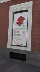 Lo que cuenta Novelas y Cuentos. Las portadas de Manolo Prieto 1940-1957. (ciudad imaginaria) Tags: madrid manoloprieto exposición museodeartesdecorativas