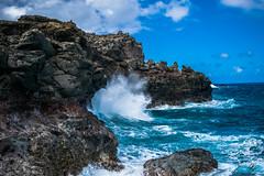 Nakalele Blowhole (jasonheneghan) Tags: nakalele blowhole hawaii maui