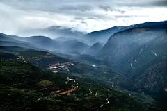 DSCF2368 (steve sj) Tags: delphi greece europe travel photography stevesj nature landscape rain fog mountains
