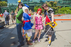 022 (Fearless Zombie) Tags: disney disneycosplay donaldduck games goofy kairi kingdomhearts pax pax2016 paxprime paxprime2015 paxwest paxwest2015 seattle sora washington washingtonstateconventioncenter cosplay costumeplay costumes videogames