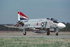 F-4J Phantom 155869 of VF-101 AD-112 (JimLeslie33) Tags: f4 f4j fighter navy naval aviation usn nas oceana ad vf101 grim reapers ad112 mcdonnell phantom 155869