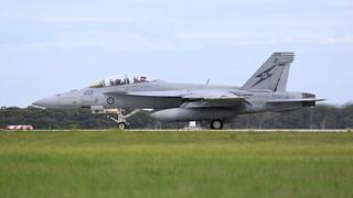 RAAF A44-201 F/A-18F Super Hornet