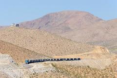 SWPC 415 @ Apple Valley, CA (Mathieu Tremblay) Tags: applevalley california unitedstates swpc cemex black mountain quarry south western portland cement train locomotive mojave northern railroad railway chemin fer sd402 415 sony sal70300g a77