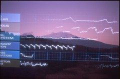 (✞bens▲n) Tags: pentax mzs fa 43mm f19 limited film kodak e200 japan nagano mountain asama multiexposure movie 2001aspaceodyssey evening sunset volcano
