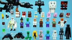 Every LEGO Minecraft Mob (BRICK 101) Tags: lego minecraft