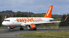 G-EZWP EasyJet Airbus A320-200 at Edinburgh on 15 April 2017 (Zone 49 Photography) Tags: edinburgh turnhouse edi egph april 2017 gezwp ezy u2 airbus a320 200 a320200