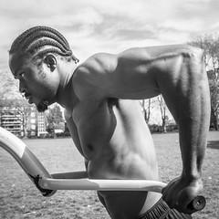 IMG_6061-2 (Zefrog) Tags: zefrog london uk muscle man portraiture bw fit fitness blackman iyo personaltrainer bodybuilder