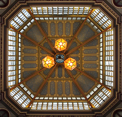LookUp (Illogical_images) Tags: leadenhall up london urban city colour sony a7r architecture art zeiss loxia victorian market illogicalimages
