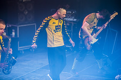 Amsterdam, The Netherlands  -16 April 2017: concert of Bosnian rock music band Dubioza Kolektiv at venue Melkweg -33 (CloudMineAmsterdam) Tags: dubiozakolektivmelkwegamsterdam amsterdam artists band concert concertlights crowd editorial electricguitar entertainment europe event gathering rock dub leisure lights loud music musician netherlands holland party people performance show singer vocals cheering audience happysmile fun hiphopreggae stage