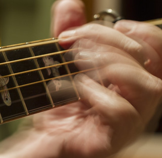 Finger picking-