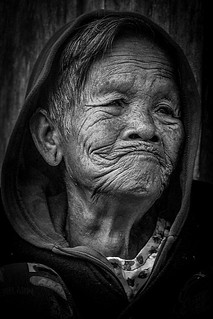 portrait mamie province Kalinga Philippines