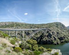Puente del Pino (Zamora) (Clotario de la Cruz) Tags: paisajes arribes excursion paisaje paisajemontaña zamora zamoranos