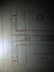 Station Plan (failing_angel) Tags: 100816 london cityoflondon mayfair hiddenlondon undergroundstation ghoststation downstreet railwayexecutivecommittee warcabinet cabinetwarrooms