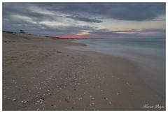 The Beach (Kieran Payne) Tags: canon kieran payne beach port stephens sunrise tea gardens hawks nest outside water long exposure