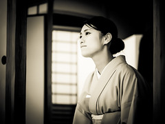 Urasenke, Shaon Chakai 2014, Gakuen - 10 (Stéphane Barbery) Tags: japan kyoto tea 京都 日本 japon thé chanoyu 茶道 gakuen urasenke sadô shaonchakai