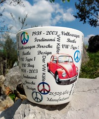 Flower pots, VW red beetle (john bonham2) Tags: pink blue windows red roses summer orange house plant flower green classic floral colors beauty rose yellow metal illustration garden square logo outdoors photography design living miniature origami colorful paint pretty acrylic hand purple orchids graphic image time random sweet drawing magic watching smooth fuchsia experiment free sunny best tattoos stamp pot indoors hibiscus clay gift stuff pixel vase pottery colored plates growing everything geranium petunias maiden planting untitled potted photostream rhythm holder watering lavendar