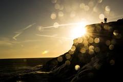 Tramonto sulla Scala dei Turchi (Marco Inclima) Tags: sunset sea italy italia tramonto mare scala sicily dei sicilia agrigento turchi realmonte