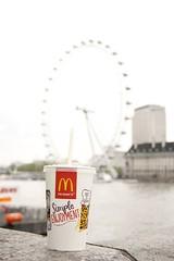 London 2014 (KFVPhotography) Tags: life london eye love fashion thames canon river big view ben drink live infinity snapshot dream like londoneye bigben coke pop lemonade mcdonalds believe laugh forever soda create dope succeed