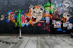 Elizabeth Street NYC 2014 (tatscruinc) Tags: street art rooftop crash nick bio walker archie elizabethstreet tatscru themuralkings rickyflores