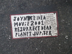 Toynbee Classic Message Tile on 35th St and 7th Ave 2014 NYC 9112 (Brechtbug) Tags: street new york 2001 city nyc classic by tile dead idea message manhattan may severino midtown made tiles planet jupiter kubricks avenue 7th toynbee named verna crumbling 35th sevy possibly 2014 reclusive resurrect philadelphian 05072014