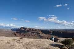 MOAB (marymjones) Tags: usa utah ross arch desert jeep patrick moab 4wheeling mesas jeeping lasalmountains rockcrawling 7milerim uraniumarch slickroack
