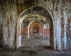 Inside Fort Morgan (Lane Rushing) Tags: nikon alabama hdr d600 fortmorgan bigmomma 2470mmf28 photomatixpro ultraherowinner storybookwinner storybookttwwinner